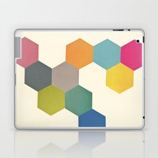 Honeycomb I Laptop & iPad Skin
