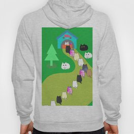 cats shop 243 Hoody