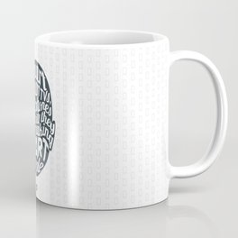 Smart People Coffee Mug
