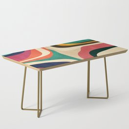 Impossible contour map Coffee Table