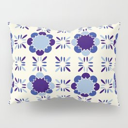 Portuense Tile Pillow Sham