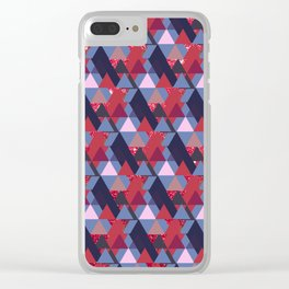 PEAKS 1 Clear iPhone Case