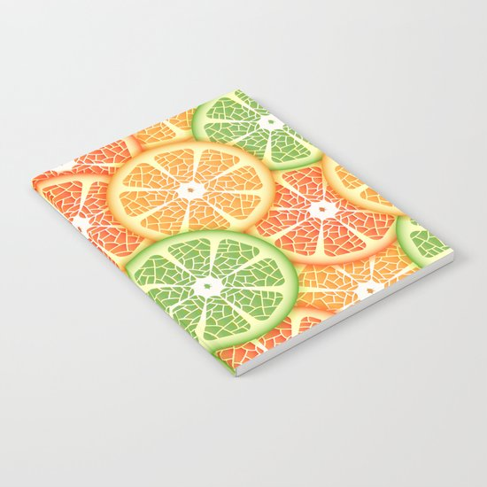 Citruses Notebook