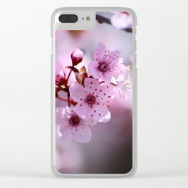 New pink spring. Pink dreams Clear iPhone Case