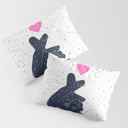 Universe My Love Pillow Sham