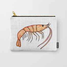 Prawn: Fish of Portugal Carry-All Pouch