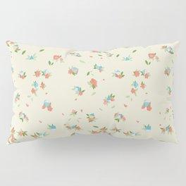 Polyhedral Dice- Beach Rose Pillow Sham