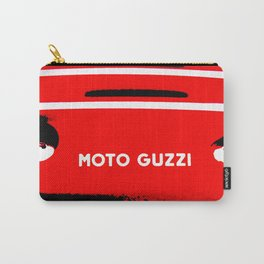 Motorcycle engine Carry-All Pouch