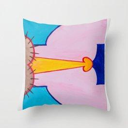 Sexy time (2015) Throw Pillow