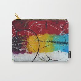 Brightness of happiness Carry-All Pouch