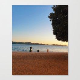 peacefull Canvas Print