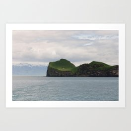 Icelandic Isolation Art Print