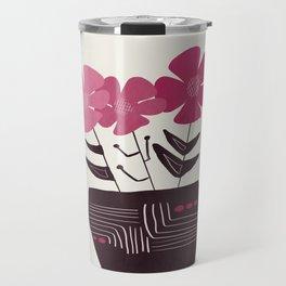 Floral vibes III Travel Mug