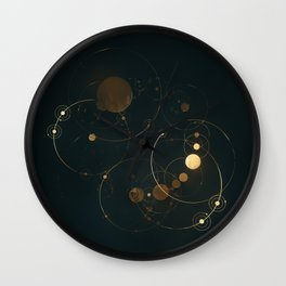Day 1127 /// Cosmic Volume Overlap Wall Clock