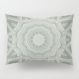 Parquetry Pillow Sham