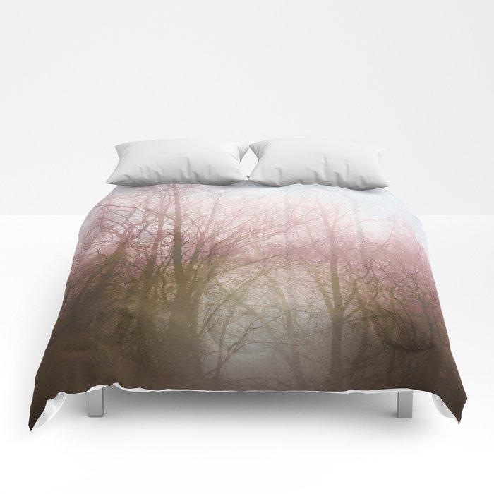 Pink Fairytales Comforters
