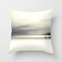 peninsula Throw Pillow