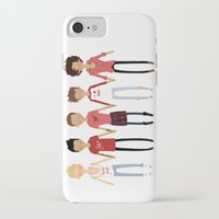 cargline iPhone & iPod Cases featuring Valentines by cargline