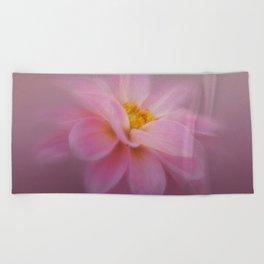 dahlia Beach Towel