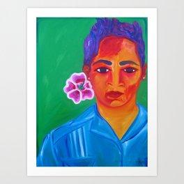 La BuXa Art Print
