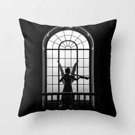 The Spirit of Gaiety Throw Pillow