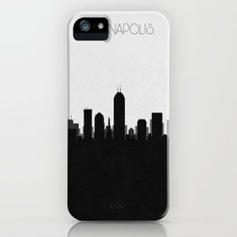 City Skylines: Indianapolis iPhone Case