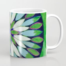 Botanical Refletions Coffee Mug