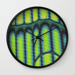 Bad Trip Wall Clock