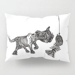 Cat'shing Pillow Sham
