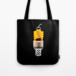 Lightly Flavored Tote Bag