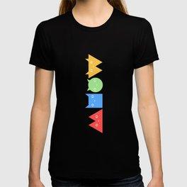 Geometric MEOW! T-shirt