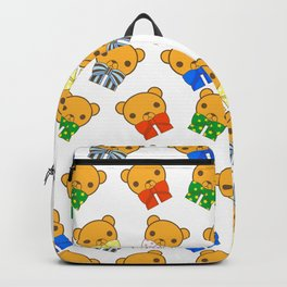 junjou romantica cute bear Backpack