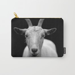 Goat head | Goats | Animals Carry-All Pouch