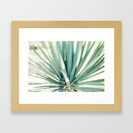 Palm I Framed Art Print