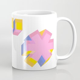 Retro kiss Coffee Mug
