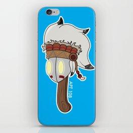 Thomas Loosebolt Ice Cream iPhone Skin