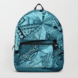 Blue Energy Backpack