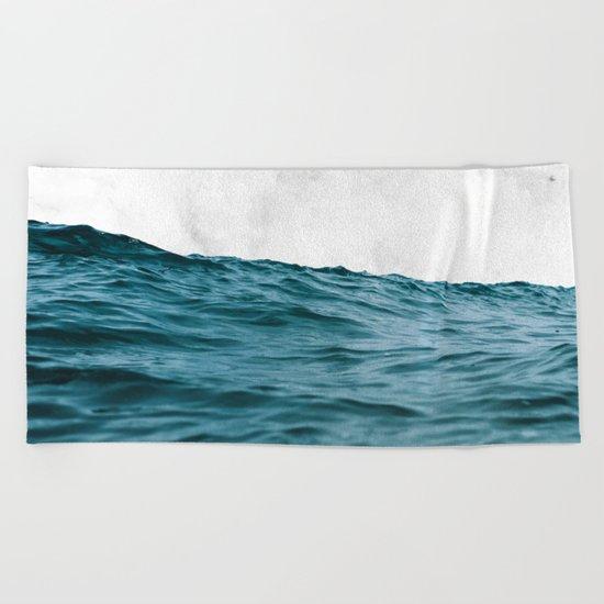 Ocean + Marble #society6 #decor #buyart Beach Towel