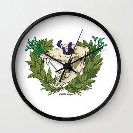 Death & Victory Wall Clock