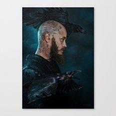 Odin's eyes Canvas Print