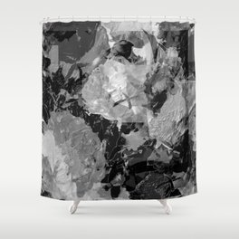 A Walk into Immortality Shower Curtain
