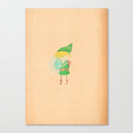 Video game vices.  Canvas Print