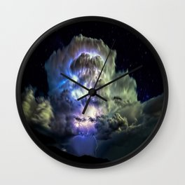 Music of the Spheres VI Wall Clock