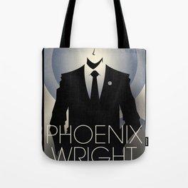 Phoenix Wright - 10th Anniversary Print Tote Bag