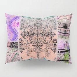 Aztec Madness Recolor Pillow Sham