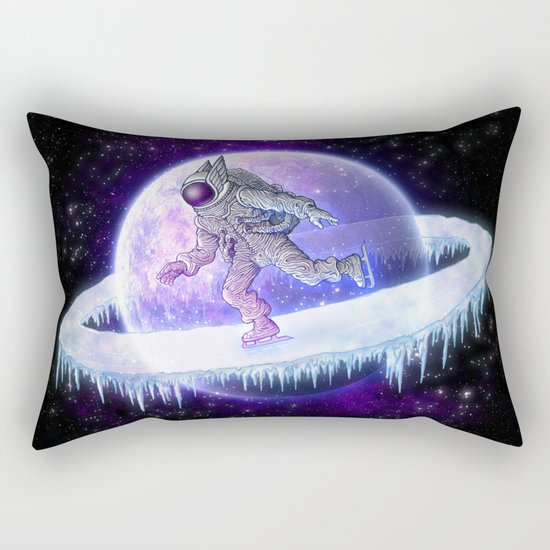 spaceskater Rectangular Pillow