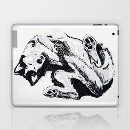 Husky Side UP Laptop & iPad Skin