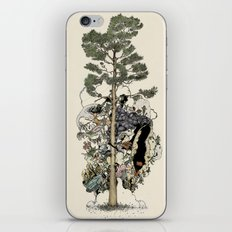 Everdream Pine iPhone & iPod Skin