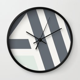 Bonjour III - Hello Continued Wall Clock
