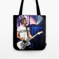 niall Tote Bags featuring Niall by clevernessofyou